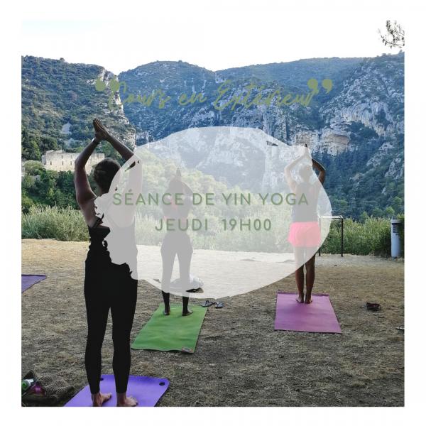 yoga Oppède le vieux