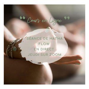 Hatha Flow Yoga en Visio Jeudi