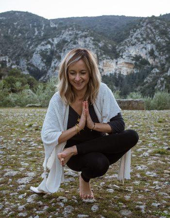 Photography by Christelle Calmettes  luberon yoga